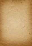 Vieille texture de papier parcheminé image stock
