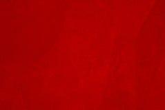 Vieille texture de papier rouge grunge de fond Image libre de droits