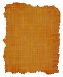 Vieille texture de papyrus Photos stock