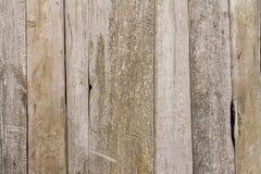 Vieille texture de parquet de mur de grange Photos libres de droits