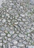 Vieille texture de pavé Images libres de droits