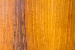 Vieille texture de placage de cerise Image stock