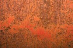 Vieille texture de rouille Photographie stock libre de droits