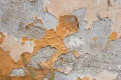 Vieille texture de stuc Image stock