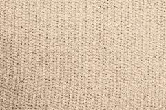 Vieille texture de tissu Photos stock