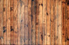 Vieille texture en bois approximative de planches Image stock
