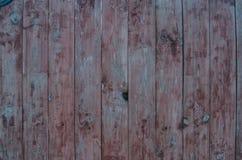 Vieille texture en bois avec le noeud Photographie stock libre de droits