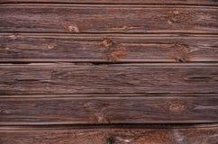 Vieille texture en bois avec le noeud Image stock