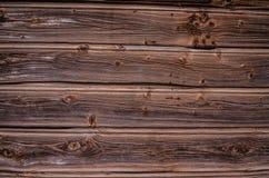 Vieille texture en bois avec le noeud Photo stock