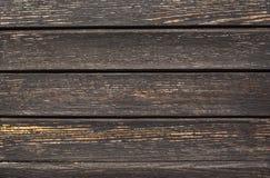 Vieille texture en bois avec les modèles naturels Photographie stock libre de droits