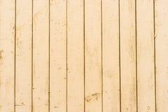 Vieille texture en bois brune beige légère de fond de mur images stock
