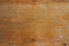 Vieille texture en bois crue Image stock