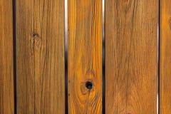 Vieille texture en bois de barrière Photos libres de droits
