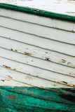 Vieille texture en bois de bateau Images libres de droits