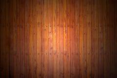 Vieille texture en bois de couleur de Brown Images libres de droits