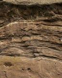 Vieille texture en bois de fond sur une roche de houseOld et texture minérale de fond sur un mur photographie stock libre de droits