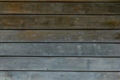 Vieille texture en bois de mur Photos libres de droits