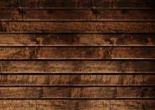 Vieille texture en bois grunge de mur Images libres de droits