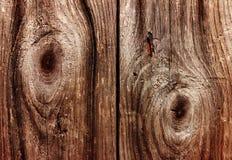 Vieille texture en bois naturelle Photos libres de droits