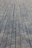 Vieille texture en bois peinte Image stock