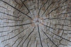 Vieille texture en bois pour le fond Vue supérieure Images libres de droits