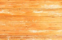Vieille texture en bois rustique brun clair, vue supérieure de table image libre de droits