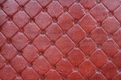 vieille texture en cuir Photos stock