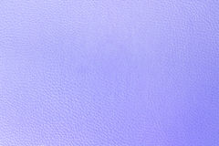 Vieille texture en similicuir bleue comme fond Images libres de droits
