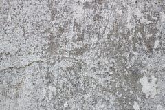 Vieille texture grise sale concrète de mur de fond photos stock
