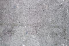 Vieille texture grise sale concrète de mur de fond photos libres de droits