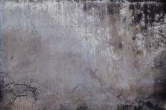 Vieille texture grunge de mur en b?ton pour le fond de construction images libres de droits