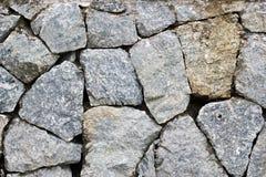 Vieille texture modifiée de mur en pierre Photos stock