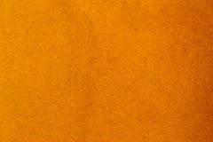 Vieille texture ou fond de papier de cru Image libre de droits