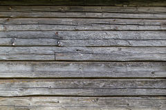 Vieille texture ou fond en bois sale de mur Image libre de droits
