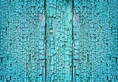 Vieille texture peinte criquée Images libres de droits