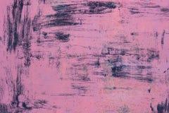 Vieille texture peinte sans couture en métal Photographie stock libre de droits
