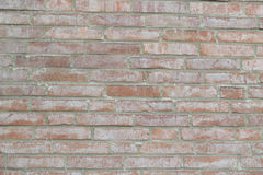 Vieille texture rouge de fond de mur de briques Image stock