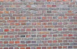 Vieille texture rouge de fond de mur de briques Photos libres de droits