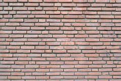 Vieille texture rouge de fond de mur de briques Image libre de droits