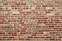 Vieille texture rouge de fond de mur de briques images stock