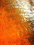 Vieille texture rouillée en métal photo libre de droits