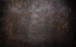Vieille texture rouillée en métal photographie stock libre de droits