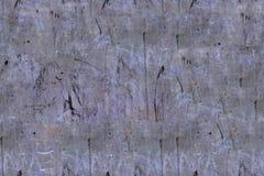 Vieille texture sale sans couture, mur en béton gris Photos libres de droits