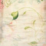 Vieille texture sans joint de toile Photos libres de droits