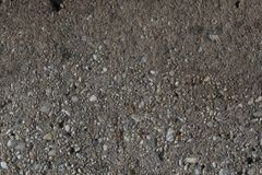 Vieille texture superficielle par les agents sale de mur en béton photo libre de droits