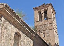 Tour de Bell à Toledo image libre de droits