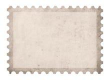 Vieille trame de cachet de la poste Image libre de droits