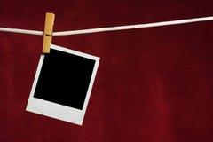 Vieille trame de photo Photos libres de droits