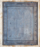 Vieille trame en métal Photo libre de droits