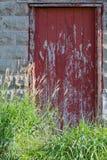 Vieille trappe de grange photo libre de droits